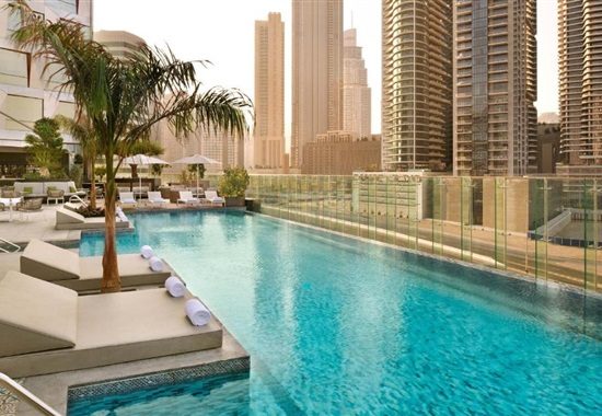 Indigo Dubai Downtown -