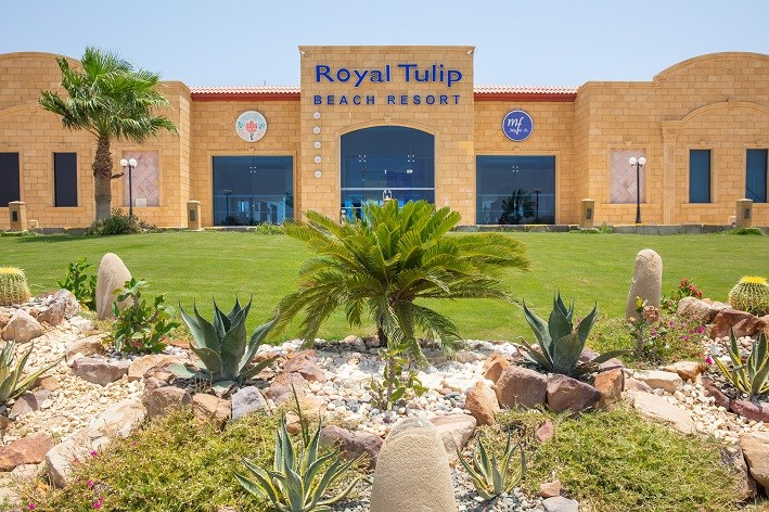 Royal Tulip Beach Resort - Marsa Alam