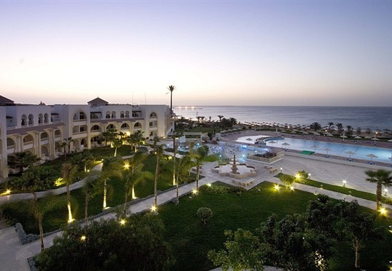Old Palace Resort -