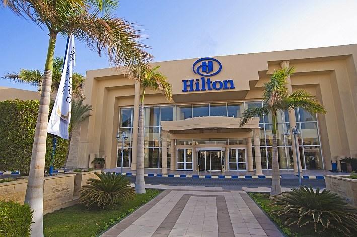Hilton Resort - Hurghada