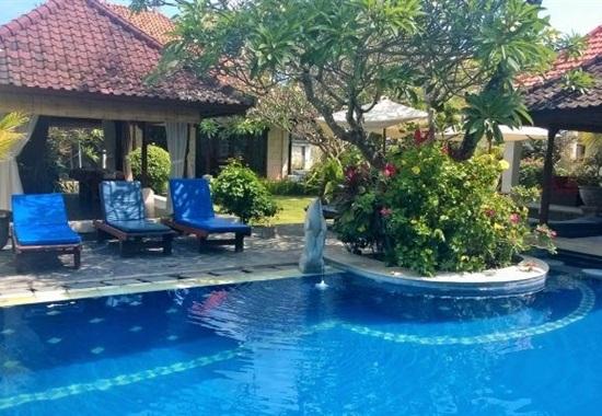 Taman Agung Beach Inn - Bali