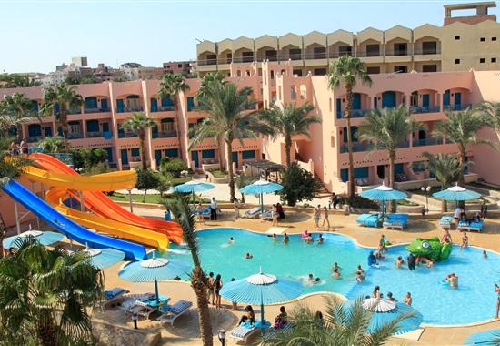 Le Pacha Resort - Hurghada